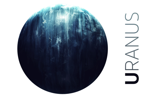 天王星 自転 公転