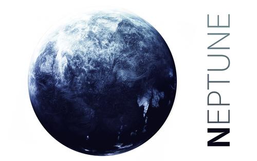 海王星 英語 発音