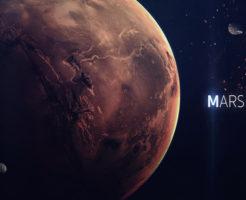 火星 表面温度 計算