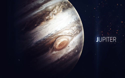 木星 大赤斑 構造