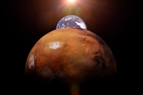 火星 重力 地球