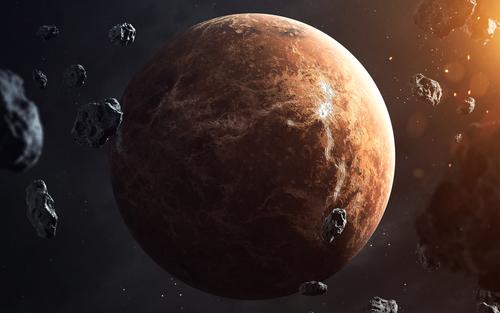 金星 夜中 見えない 理由