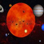 火星とアンタレスの明るさの違いについて