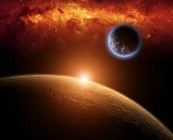火星 人間 周期
