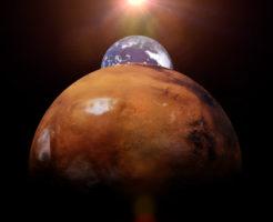 火星 接近 2018