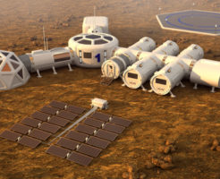 火星 移住 計画