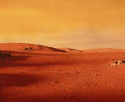 火星 重力 求め方