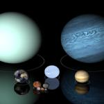 水星と地球の大きさや密度の比較!