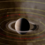 土星が見えるピーク時期やピークの時間帯は!?
