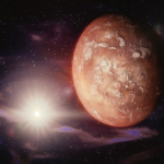 地球から火星までの距離や時間とは!?