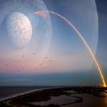 地球から火星まで光の速さでどれくらいかかる?