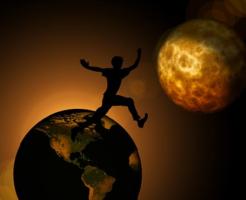 金星 太陽 距離