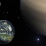木星の地球とのサイズの比較について