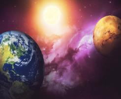 火星 地球 時差