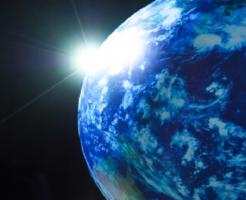 地球 1日 回転数