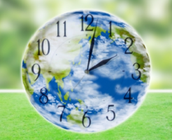 地球 1日 長さ