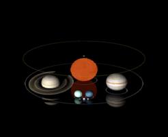 土星 地球 大きさ 比較