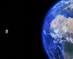 地球 月 遠ざかる 理由