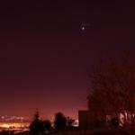 金星が見える方角や時間帯は!?