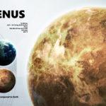 地球から金星までの距離と時間は!?